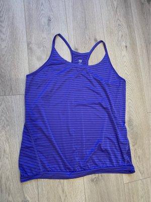 H&M Sports Tank lilac