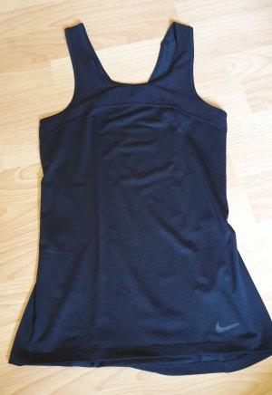 Nike Débardeur de sport noir