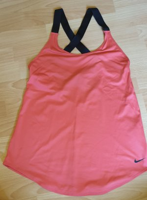 Nike Débardeur de sport saumon