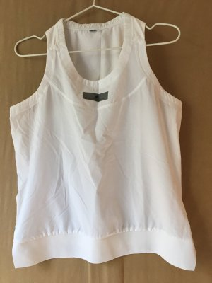 Adidas by Stella McCartney Top deportivo sin mangas blanco