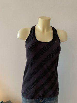 Adidas Sportshirt zwart-grijs