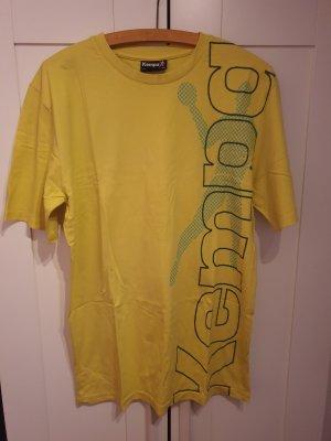 Kempa Maglietta sport giallo