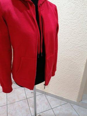 Takko Hooded Vest red