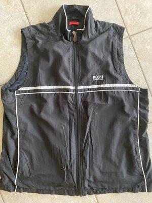 Vittorio Rossi Sports Vests black-white