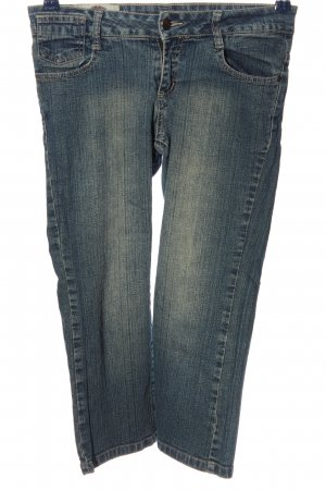 Spot 3/4-jeans blauw casual uitstraling