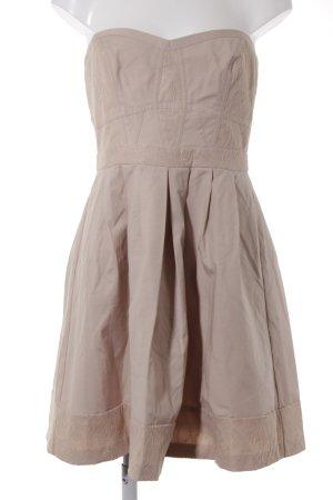 Spotlight by Warehouse A-Linien Kleid nude Elegant