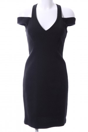 Spotlight by Warehouse Abito cut out nero elegante
