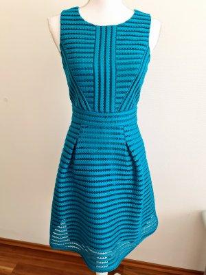 Spotlight by Warehouse elegantes Kleid kadettblau Gr. 34