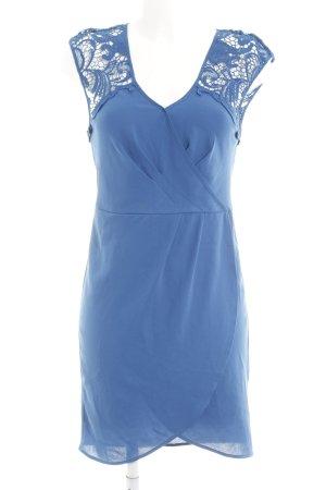 Spotlight by Warehouse Etuikleid stahlblau Elegant