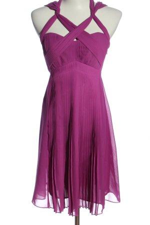 Spotlight by Warehouse Minikleid lila extravaganter Stil