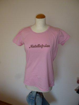 spread shirt T-Shirt Rosa Gr. S