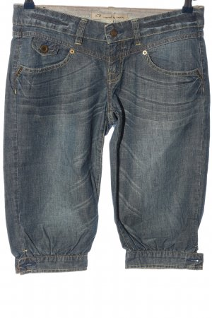 Springfield 3/4 Length Jeans blue casual look