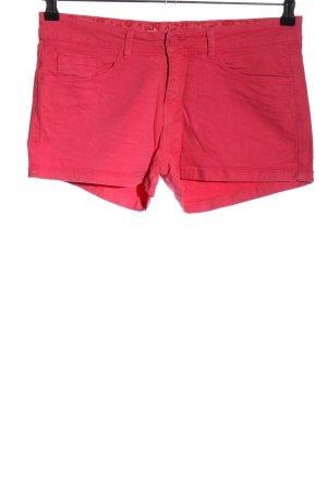 Springfield Hot pants rosa stile casual