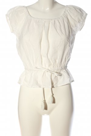Springfield Slip-over Blouse white casual look