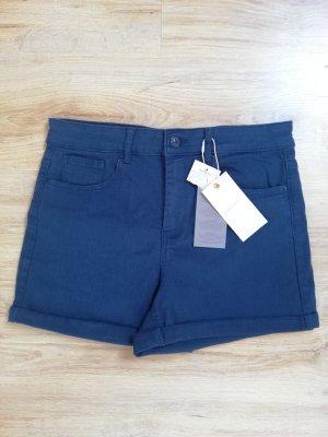 Springfield Denim Shorts blue-steel blue