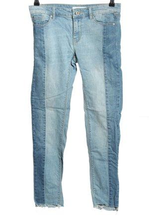 Springfield Skinny Jeans blue casual look