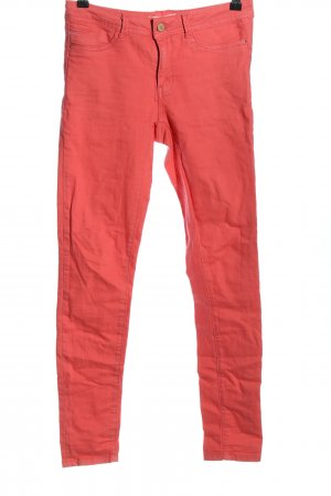 Springfield Jeans slim fit rosa stile casual