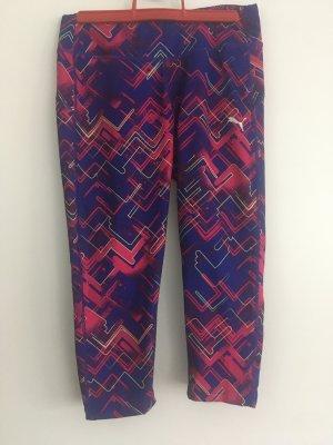 Puma Pantalon de sport multicolore tissu mixte