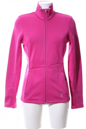 Spyder Sweatjacke pink Casual-Look