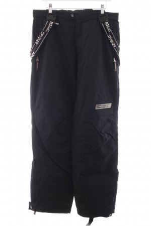 Spyder Thermal Trousers black athletic style