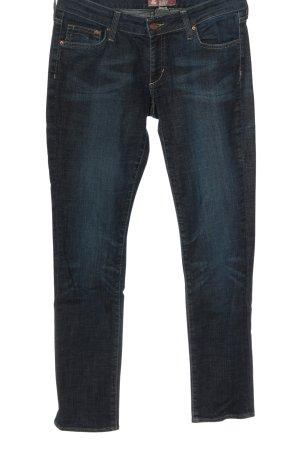 SQIN Straight-Leg Jeans