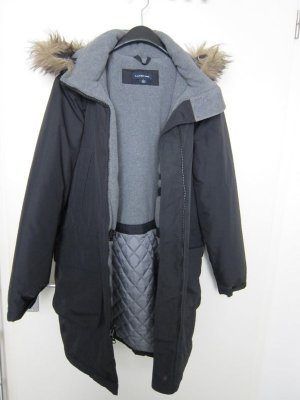 Lands' End Parka noir