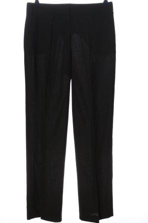 St. emile Suit Trouser black casual look