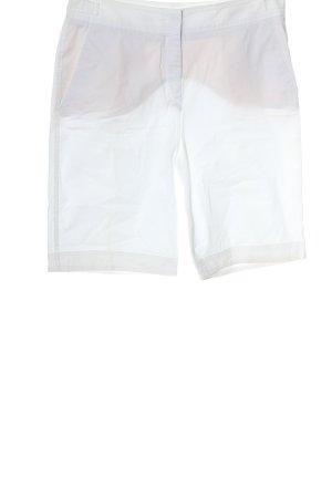 St. emile Bermudy biały W stylu casual