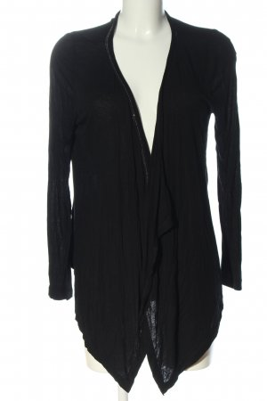 St. emile Giacca a blusa nero stile casual