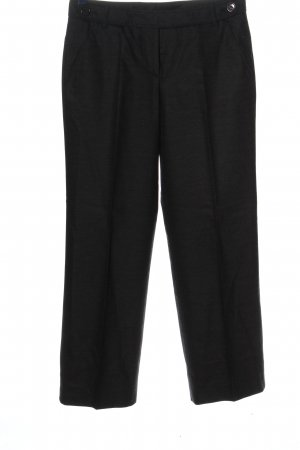 St. emile Pleated Trousers black business style