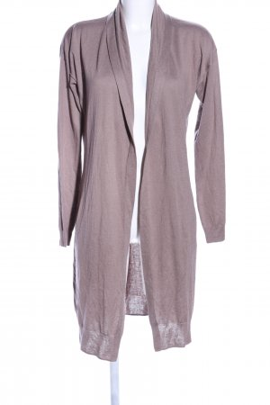 St. emile Cardigan pink Allover-Druck Casual-Look