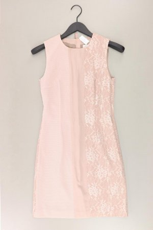 St. emile Vestido ceñido de tubo rosa empolvado-rosa-rosa claro-rosa Seda