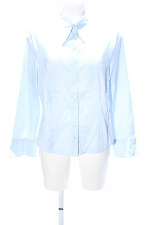 St. emile Hemd-Bluse blau Business-Look