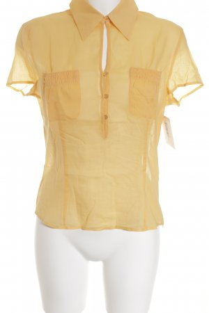 St. emile Hemd-Bluse orange Casual-Look