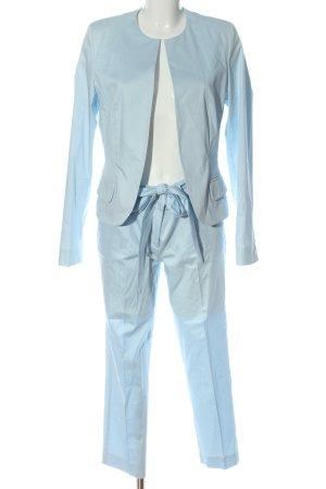 St. emile Tailleur-pantalon bleu style décontracté