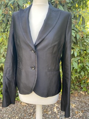 St. emile Trouser Suit black mixture fibre