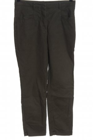 St. emile Low-Rise Trousers brown casual look