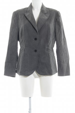 St. emile Spijkerblazer grijs casual uitstraling