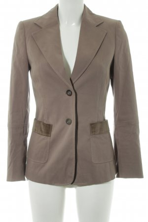 St. emile Jerseyblazer ocker Business-Look