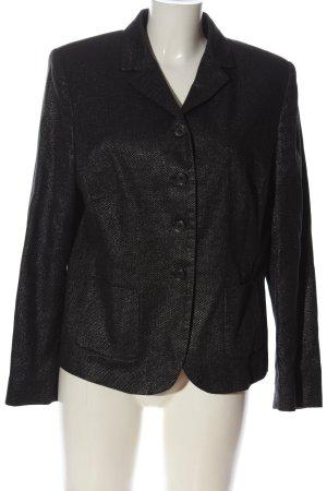 St. emile Korte blazer zwart casual uitstraling