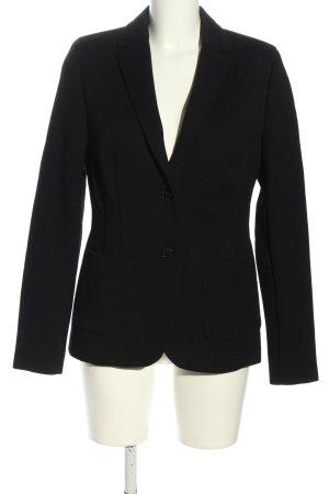 St. emile Korte blazer zwart zakelijke stijl