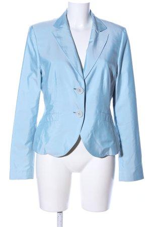 St. emile Korte blazer blauw zakelijke stijl