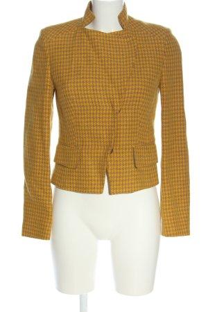 St. emile Korte blazer licht Oranje-bruin zakelijke stijl