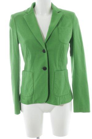 St. emile Kurz-Blazer grün Casual-Look