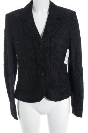 St. emile Kurz-Blazer schwarz Elegant