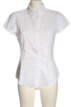 St. emile Camicia a maniche corte bianco stile casual