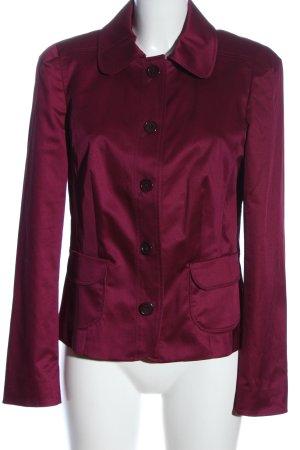St. emile Krótki płaszcz czerwony W stylu casual