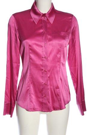 St. emile Langarmhemd pink Business-Look