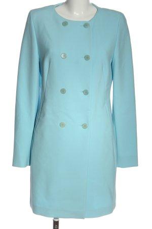 St. emile Blazer largo azul look casual