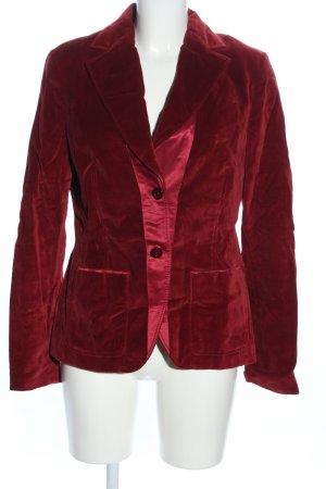 St. emile Long-Blazer rot klassischer Stil